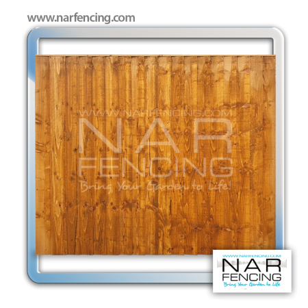 Tanalised Feather Edge Panel Nar Fencing Amp Timber Supplies